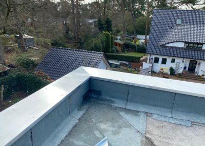 Flachdachsanierung - Dachdeckereifachbetrieb Steinbach